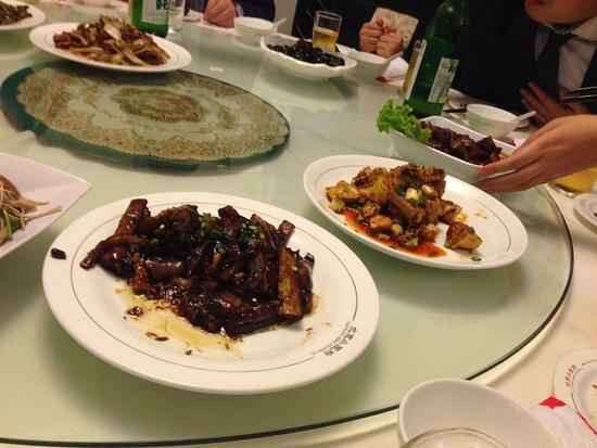 BeiJing XiaoWangFu (GuangHua Road): 料理の数々