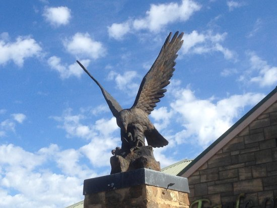 Glen Osmond, Australia: Eagle on the Hill