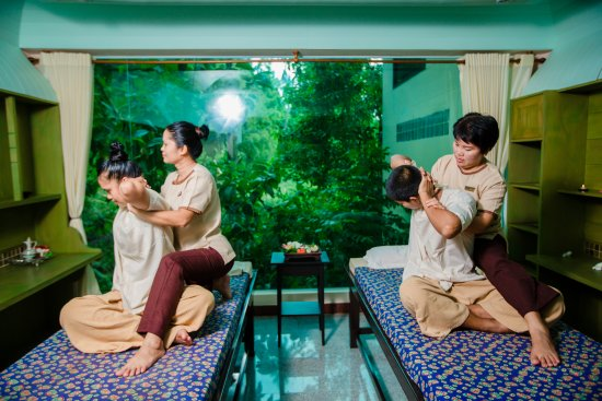 Laem Set, Tailandia: Thai massage