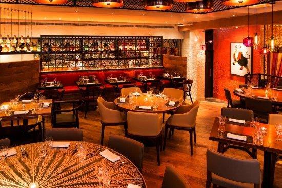 Photo of Indian Restaurant Masala Zone Soho at 9 Marshall Street, London W1F 7ER, United Kingdom