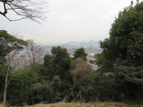 Komaki, اليابان: 山頂からの眺望
