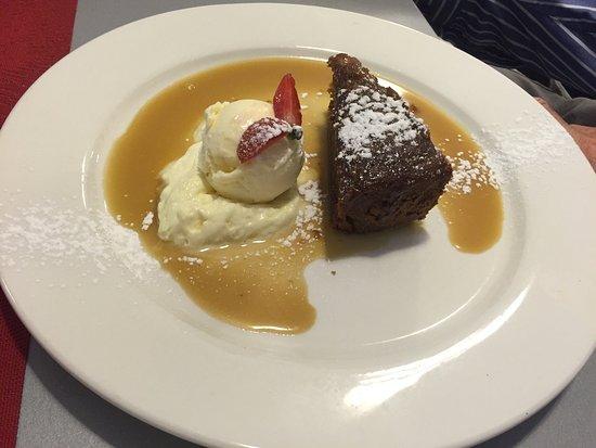 Moonah, ออสเตรเลีย: Sticky Date Pudding