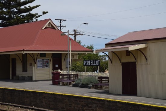 Port Elliot, Australien: Railway Station
