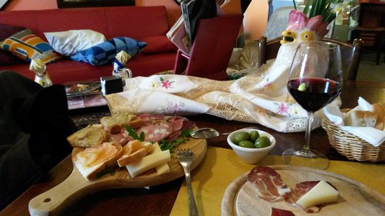 Panicale, Italy: Bar Gallo