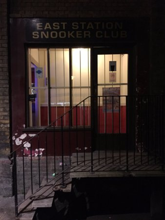 East Station Snooker Club