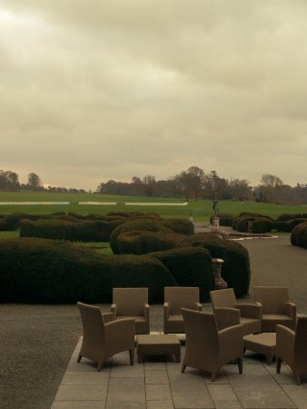 Carton House Hotel & Golf Club: view of the golf course