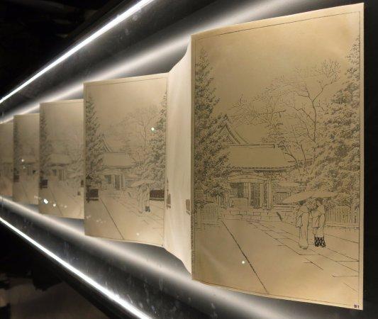 Musee du Cinquantenaire : Un superbe exemple