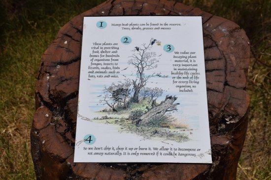 Middleton, أستراليا: Signage