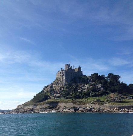 Mermaid Pleasure Trips: The mount by boat