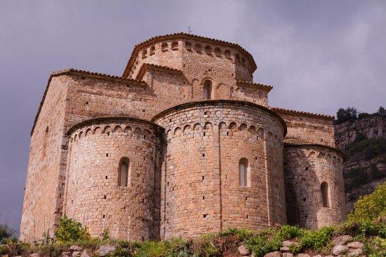 Monasterio de Sant Jaume de Frontanya