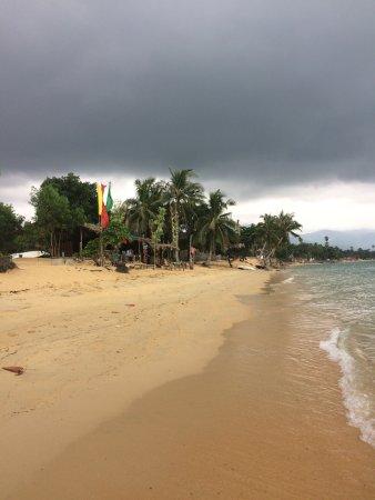 Mae Nam, Tailandia: Brewing rainstorm. Gorgeous 🏝
