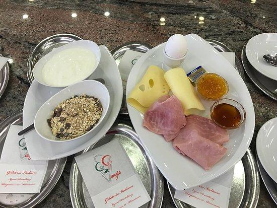 Pirmasens, เยอรมนี: Frühstück