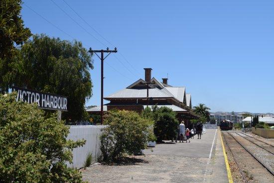 Old Port Victor Historic Walk