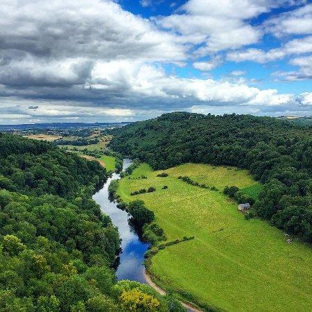Ross-on-Wye, UK: Wye Valley
