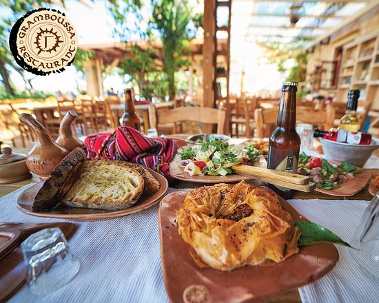Kaliviani, Greece: Enjoy it