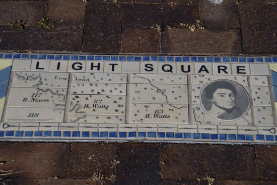 Marion, Australia: Light Square