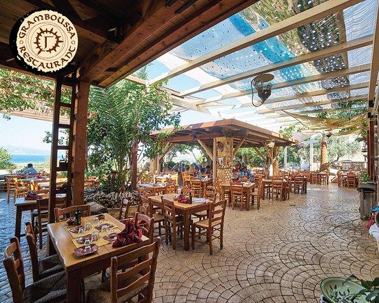 Kaliviani, Grecia: Summer in Gramvousa