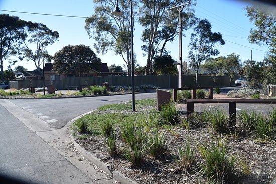 Marion, Australia: Square