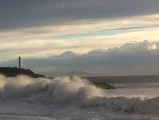 Phare De Biarritz: From Anglet