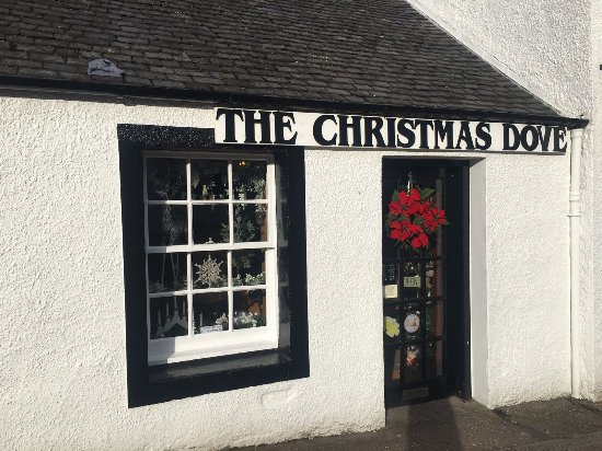 Inveraray, UK: Small and quaint little shop
