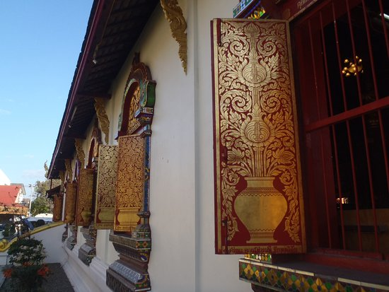 Wat Chiang Man: temple
