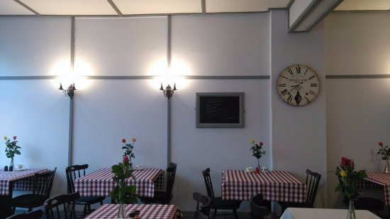 Bexhill-on-Sea, UK: We have a new breakfast and lunch menu as well as the old favorites