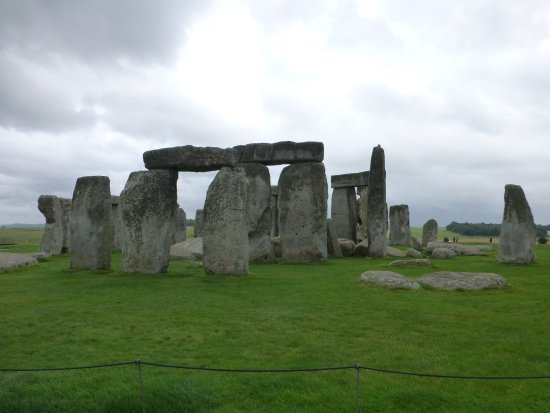 The Star & Garter: Stonehenge only a short drive away