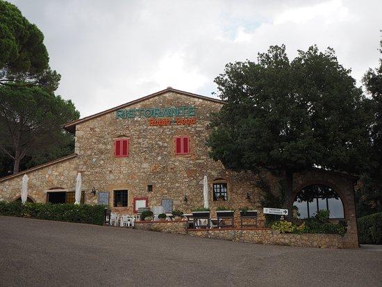 Casale Marittimo, Włochy: Robin Hood
