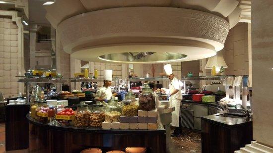 The Live Kitchen Invitation Picture Of Madras Pavilion