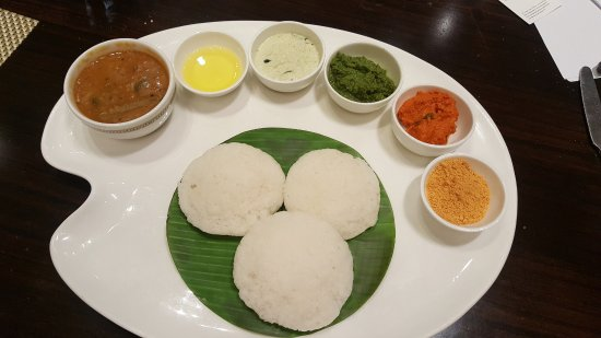 """Madras Pavilion: Hygienic and healthy food """"Idly"""", the Indian rice cake loaded with fiber, carbohydrate protein"""