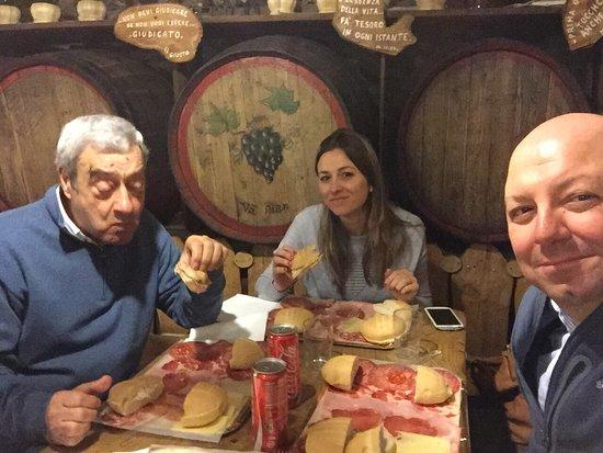 Padergnone, Italien: Febbraio 2017