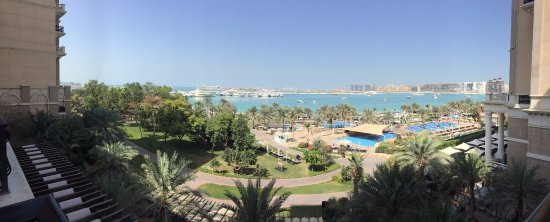 The Westin Dubai Mina Seyahi Beach Resort & Marina: room view
