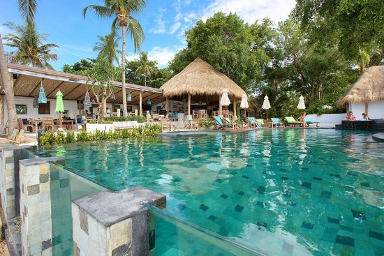 蘇梅島伊甸海灘簡易別墅酒店