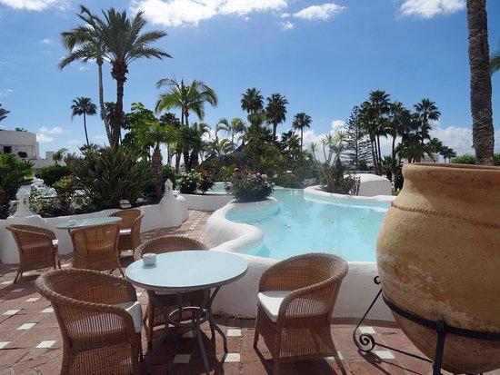 Empfangsgeschenk am zimmer picture of hotel jardin tropical costa adeje tripadvisor - Jardin tropical costa adeje ...