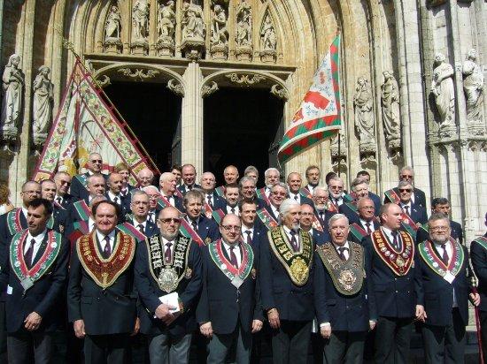 Grand Serment Royal Et de Saint Georges des Arbaletriers de Bruxelles