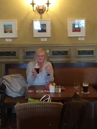 A weekend trip enjoyed at the strand hotel Ballyliffin.