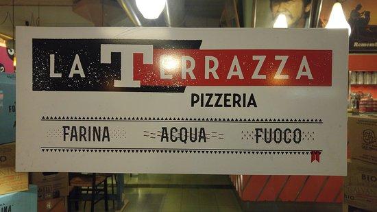 Pizzeria La Terrazza - Picture of Pizzeria La Terrazza ...