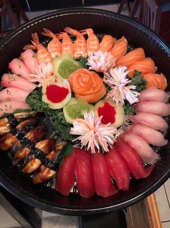 Ambler, Pennsylvanie : Vic sushi