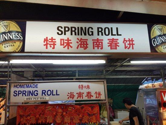 Spring Roll anyone...