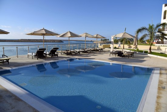 Beautiful stay (14 days)  in Super Nice and Pleasant - Fanar Hotel & Residences!!!