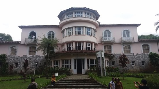 Itatiaia, RJ: Centro de viitantes