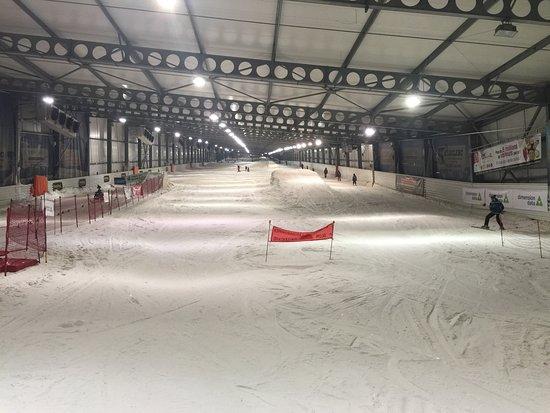 Snowhall: Grande Piste