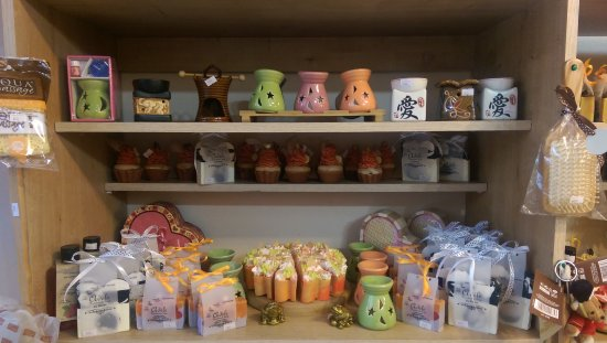 Adele Handmade Soap Shop Address: Abovyan 25, Yerevan