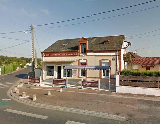 Villemandeur, France: Café des Ponets