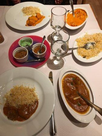 Tr s bon restaurant indien avis de voyageurs sur palais de taj mahal hague - Bon restaurant indien londres ...
