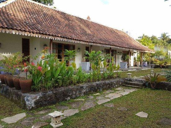 Indahnya Picture Of Blue Garden Yogyakarta Bantul Tripadvisor