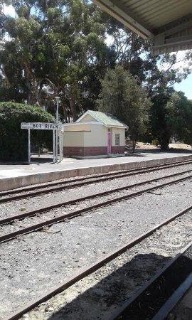 Bot River, Sudáfrica: Railway station