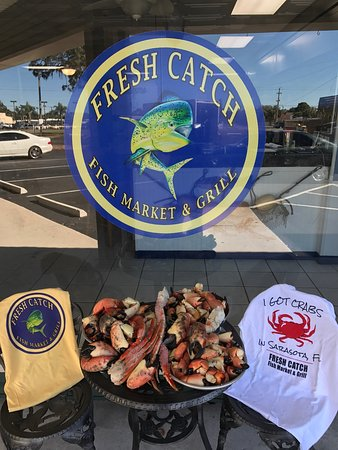 Fresh catch fish market and grill sarasota fotos for Fish market sarasota