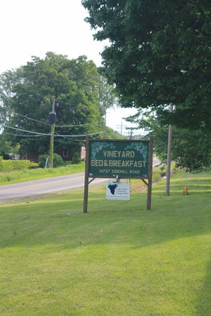 North East, PA: Vineyard Bed and Breakfast