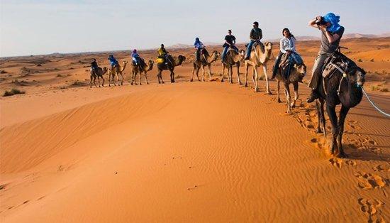 Morocco Sahara Treks
